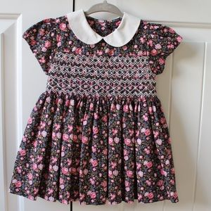 Question Everything Dress NWT 9-12m